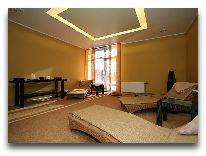 отель SPA Hotel Ezeri: SPA