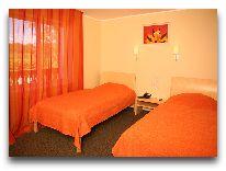 отель SPA Hotel Ezeri: Номер standard