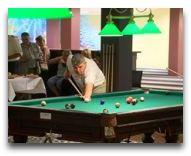 отель Spa Hotel Trasalis: Биллиард