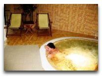 отель Spa Hotel Trasalis: Джакузи