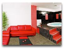 отель Spa Hotel Trasalis: Римская баня