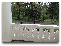 отель СПА Ризорт: Балкон в стандартном номере
