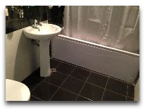 отель СПА Ризорт: Ванная в стандартном номере