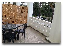 отель СПА Ризорт: Балкон в номере Полулюкс