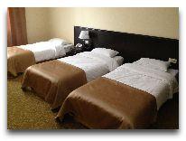 отель СПА Ризорт: Номер трехместный