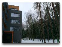 отель SPA Vilnius Anykščiai: Территория отеля