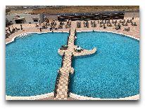 отель Spring Hotel: Открытый бассейн