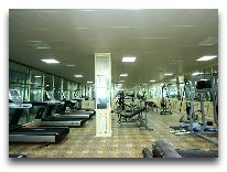 отель Spring Hotel: Фитнес центр
