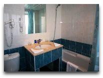 отель Спутник: Ванная комната