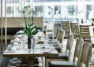 отель Sсandic Hotel Copenhagen: Ресторан