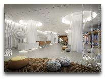отель Sсandic Hotel Copenhagen: Холл отеля