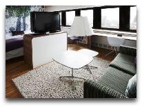 отель Sсandic Hotel Copenhagen: Номер джуниор сьют