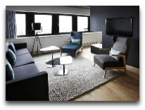 отель Sсandic Hotel Copenhagen: Номер Президентский Сьют