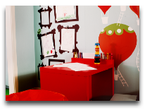 отель Sсandic Hotel Copenhagen: Детская комната