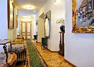 отель St. Olav: Коридор
