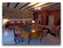 отель St. Olav: Номер Luxe