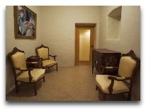 отель St. Olav: Холл перед номерами Junion Suite