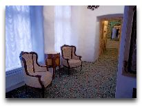 отель St. Olav: Интерьер гостиницы