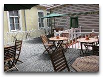 отель St. Olav: Терраса в отеле
