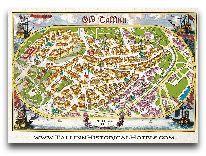 отель St. Olav: Отель на карте города