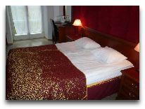 отель St. Olav: Номер Junior Suite с камином