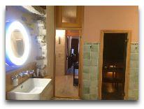 отель St. Olav: Номер Junior Suite с сауной