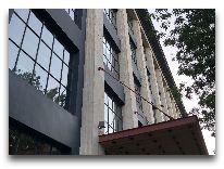 отель Stamba Hotel: Фасад отеля