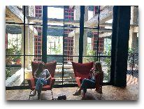отель Stamba Hotel: Холл на этаже