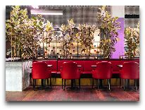 отель Stamba Hotel: Кафе Stamba