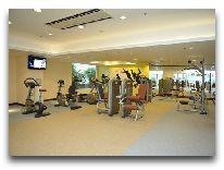 отель Starcity Hotel Saigon: Фитнес-центр