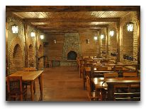 отель Old Telavi: Ресторан