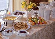 отель Relais&Chateux Stikliai: Завтрак