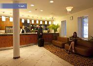 отель Strand Spa: Ресепшен