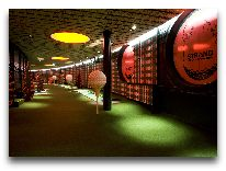 отель Strand Spa: Мини гольф