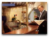 отель Strand Spa: Lobby-bar
