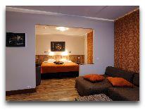отель Strand Spa: Номер Admiral Suite