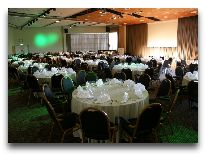 отель Strand Spa: Конференц-зал (банкетный зал) Юрмала
