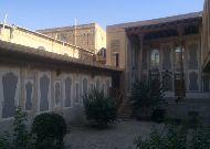 отель Sultan: Внутренний дворик отеля
