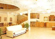 отель Sultan: Холл отеля