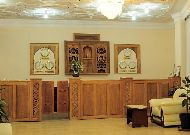отель Sultan: Ресепшен отеля