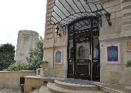 отель Sultan Inn Boutique Hotel: Вход в отель