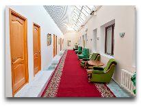 отель Sunkar: Коридор отеля