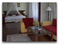 отель Sunny Beach Resort: Beach Front Family Villa
