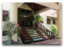 отель Sunny Beach Resort: Вход в отель