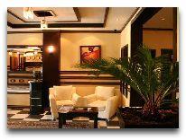 отель Sunrise: Холл