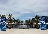 отель Sunrise Hoi An Beach Resort Hotel: Бассейн