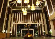 отель Sunrise Hoi An Beach Resort Hotel: Лобби