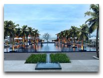 отель Sunrise Hoi An Beach Resort Hotel: Дорога к пляжу