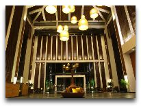отель Sunrise Hoi An Beach Resort Hotel: Лобби