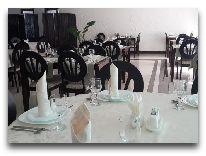 отель Sunrise Osh: Ресторан